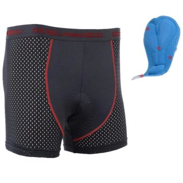 LAMBDA Cycling Underwear Silicone Pad Pants Riding Shorts