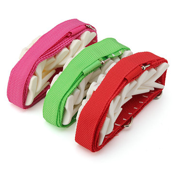 Adjustable Multifunctional Door Hook Belt Black Green Pink Red