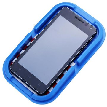Flag Series Car Phone Mat Navigation Holder America Blue