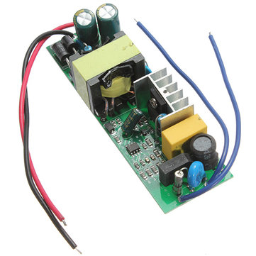 50W LED Driver Power Supply Constant Current For Flood Light 85-277V