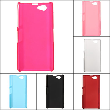 Polycarbonate Matte Hard Case For Sony Xperia Z1 Compact D5503