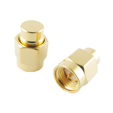 SMA Male RF Coaxial Termination Matched Dummy Load 50 Ohm Terminator For FPV RC Drone