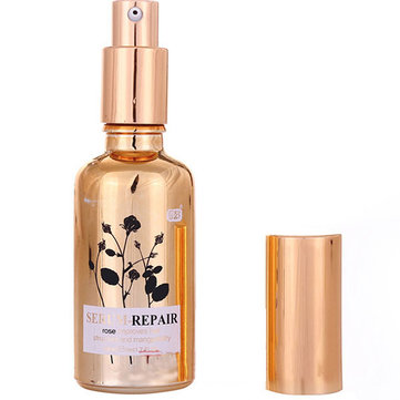 Rose Fragrance Moisturizing Essential Treatment Hair Oil