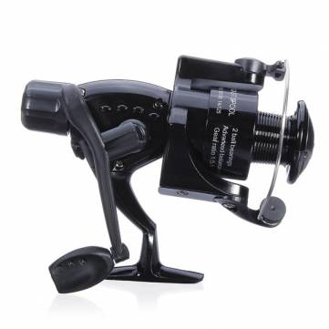 Spinning Bass Fishing Reel 6Ball Bearing Reel Spool Rotor