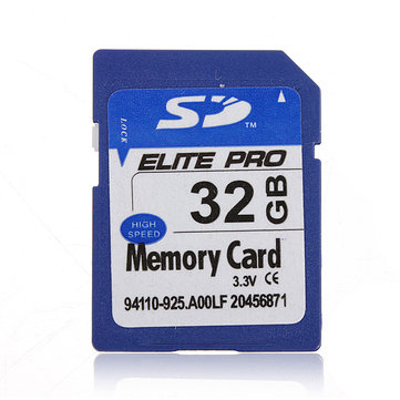 32GB 32G SD HC Secure Digital High Speed Flash Memory Card For Camera