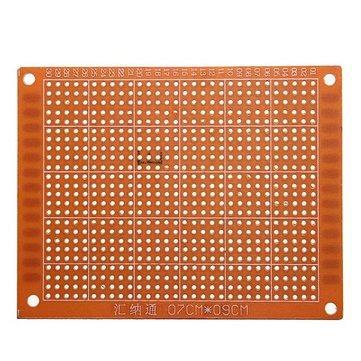 7 x 9cm PCB Prototyping Printed Circuit Board Prototype Breadboard
