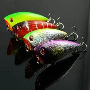 Приманка Поппер рыба форме приманки рыболовный крючок для баса