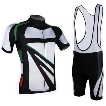 Cycling Suit Bicycle Sport Wear Shirt Men Jersey Bib Shorts