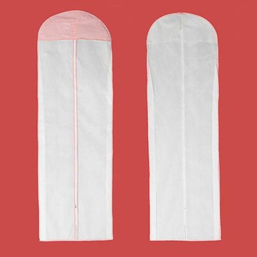 Wedding Dress Gown Garment Party Storage Bag Cover Cloth Protector