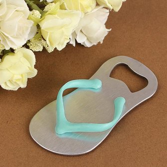 Creative Slipper Shaped Sandal Flip Flop Beer Bottle Cap Opener