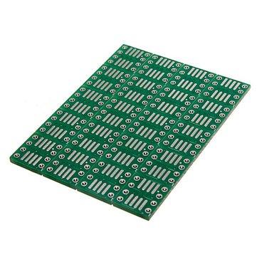 20 PCS SOP8 SO8 SOIC8 SMD to DIP8 Adapter PCB Board Converter