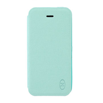 Oracle Bone Grain Hard Back Flip Leather Cover Case For iPhone 5C