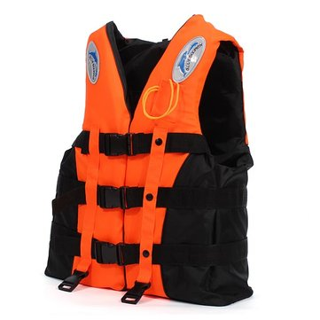 Professionele volwassen kind reddingsvest Survival Suit vissen Vest jas