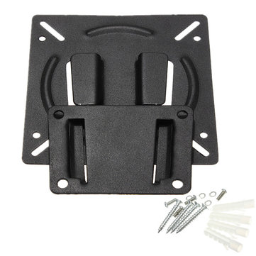 Wall Mount Bracket For 10-23 Inch Flat Panel Screen LCD LED Display TV
