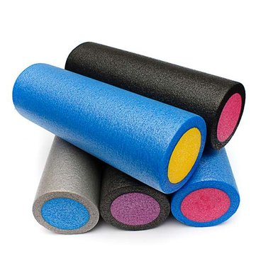 45x14.5cm EVA Yoga Foam Roller Pilates Massage Home Gym
