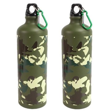 750ml Cycling Bicycle Stainless Steel Camping Water Bottle