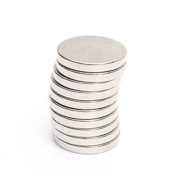 10PCS 20mmx3mm Round Neodymium Rare Earth Magnetic Toys