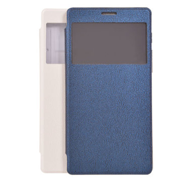 Flip Leather Case With View Window For Blackview JK890