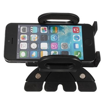 Car CD Slot Dash Mount Holder Dock For Android Phone iPod iPhone GPS