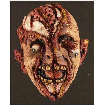 Halloween decoración del partido terror mascarilla podrida