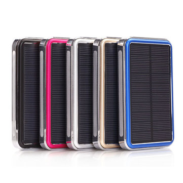 16800mAh Solar Charger Power Bank For Mobile Phone