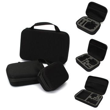 Waterproof Hard EVA Carrying Box Bag Case For GoPro 1 2 3 3 Plus 4 Xiaomi Yi SJ4000 SJcam