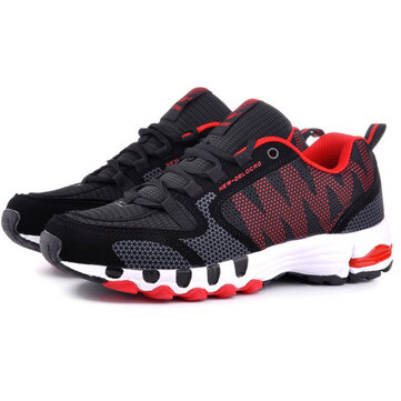 DELOCRD Mens Sport Soft Running Sneakers Athletic Shoes
