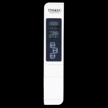 3 in 1 TDS Tester EC meter Water Quality Measurement Test Tool