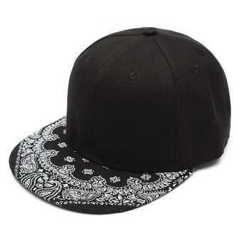 Mens Womens Unisex Snapback Hiphop Hat Adjustable Baseball Cap
