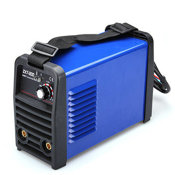 ZX7-200 IGBT DC Inverter Welding Equipment MMA Welding Machine