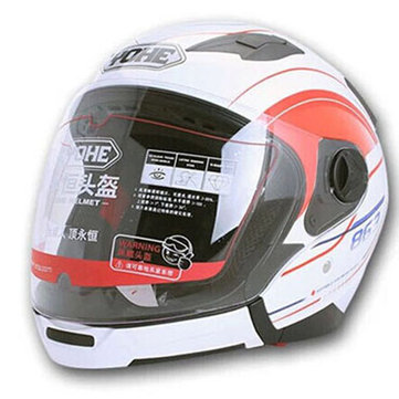 Motorcycle Open Face Modular Helmet For Yohe