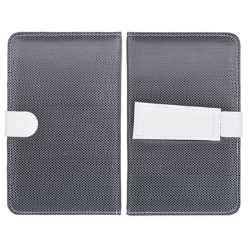 USB Keyboard Stand PU Leather Cover Case For Kingsing W8