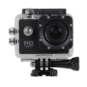 SJ4000 Waterproof HD 2 Inch Car DVR Camera Sport DV Novatek 1080P