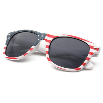 Retro American Britain National Flag Uv Protection Sun Glassess