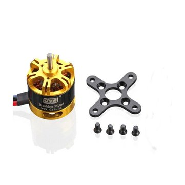 DYS BE2208 2600KV Brushless Motor High Torque For RC Airplanes