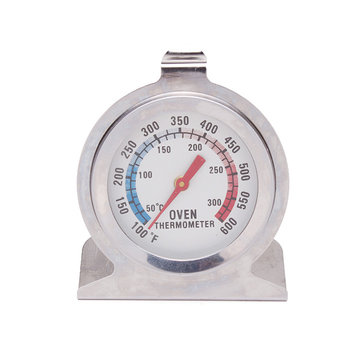 0-300 Degree Stainless Steel Oven Temperature Thermometer Gauge Dial