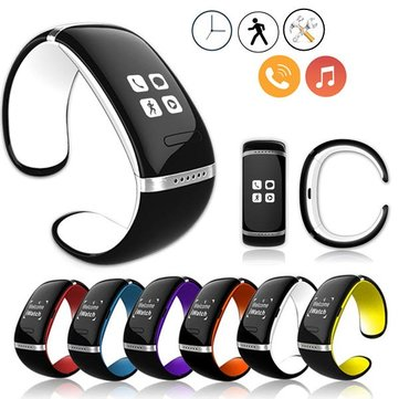 bluetooth Wrist Smart Bracelet Watch Phone For iPhone IOS Android