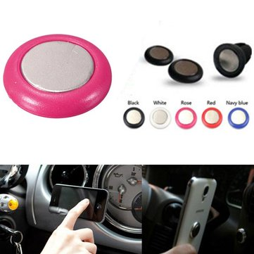 Mini Magnetic Car Air Vent Dashboard Home Desk Holder Mount