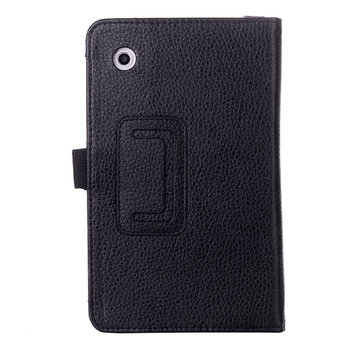 Folio PU Leather Case Folding Stand Cover For Lenovo A3300