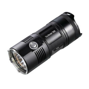 Nitecore TM06 4x L2 U2 4000 High Lumen Powerful Tactical Long Range LED Flashlight 18650 Mini Torch