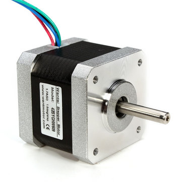 JKM NEMA17 Two Phase Hybrid Stepper Motor 40mm 3.6kg.cm 1.68A