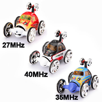 360 Degree Spin Spins RC Remote Radio Control Wheelie Stunt Car