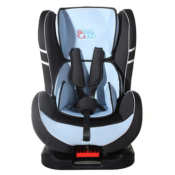 Blue Safety Convertible Baby Car Seat & Booster Seat 0-4 Year 0-18kg