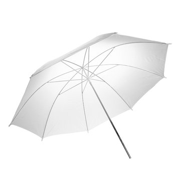 FOTGA 33 Inch 83cm Studio Flash Soft Translucent White Umbrella