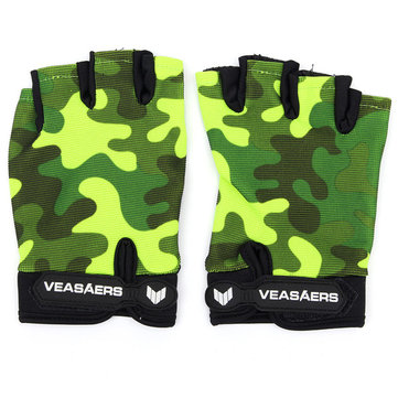 Cycling Gloves Sport Outdoor Tactical Motorcycle Glove Camouflage