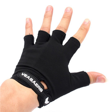 Cycling Gloves Sport Outdoor Tactical Motorcycle Glove Black