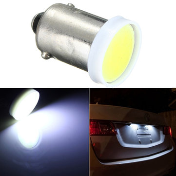 12V Super White COB BA9S Chip 2W Car LED Bulb Trailer Car Interior Light