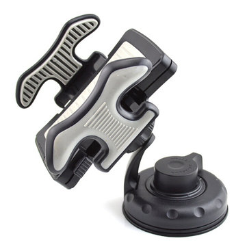 Car Silica Gel Cell Phone Holder Windshield Suction Cup Holder for iPhone Samsung GPS