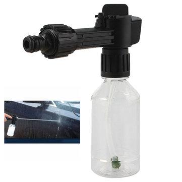Autolavaggio ad alta pressione ugello schiuma tubo di acqua spruzzatore