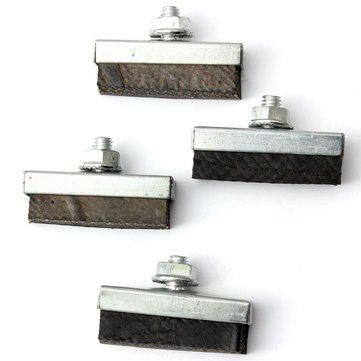 4pcs 4cm Bike Bicycle Cycling Classic Brake Blocks Brakes